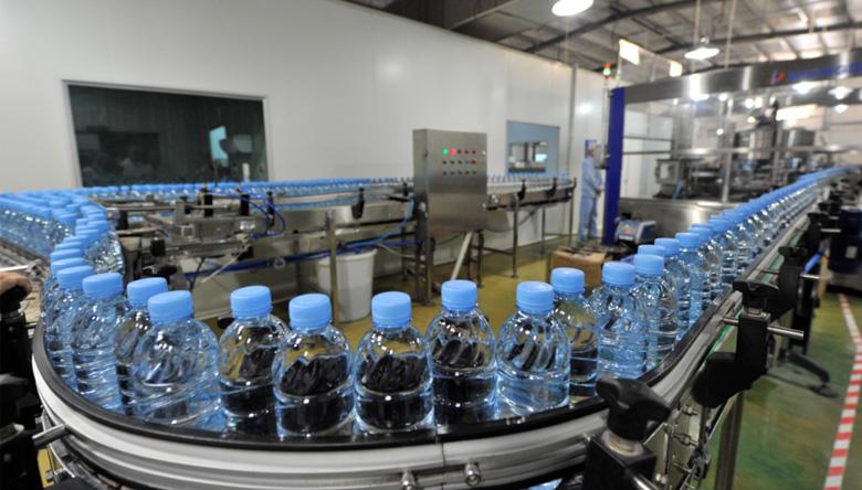 巴马bwin客户端下载瓶装水生产线
