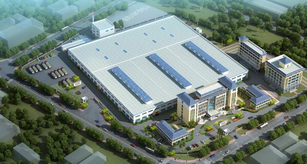 广西巴马BOB彩票客户端年产10万吨生态饮品项目—办公楼工程封顶大吉